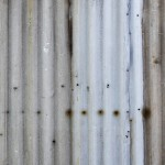 16. Corrugated Iron