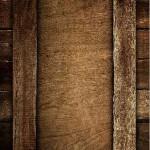 6. Timber crate