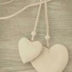 7. Hearts & wood