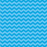 23. Chevron blue
